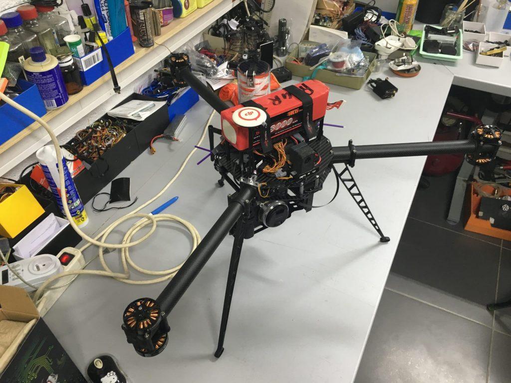 Drone Y6 Neutristar version 2016