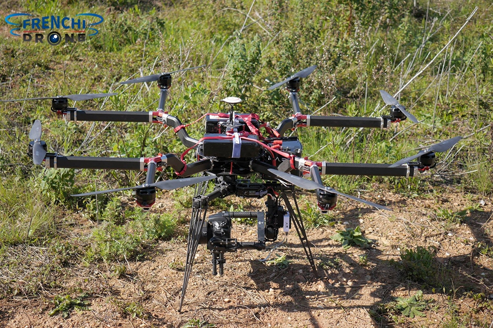 Gryphon Octocopter FX 1400