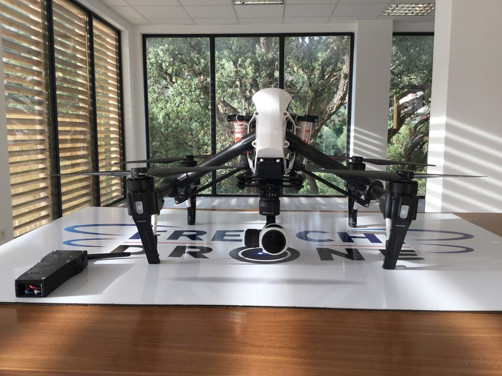 Inspire 1 S3 Frenchidrone