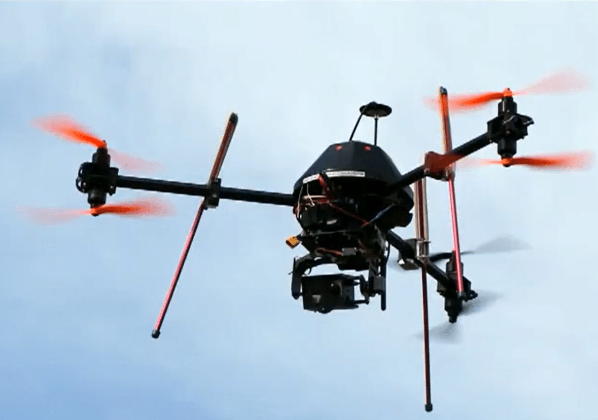 drone hexacopter y6 wookong m