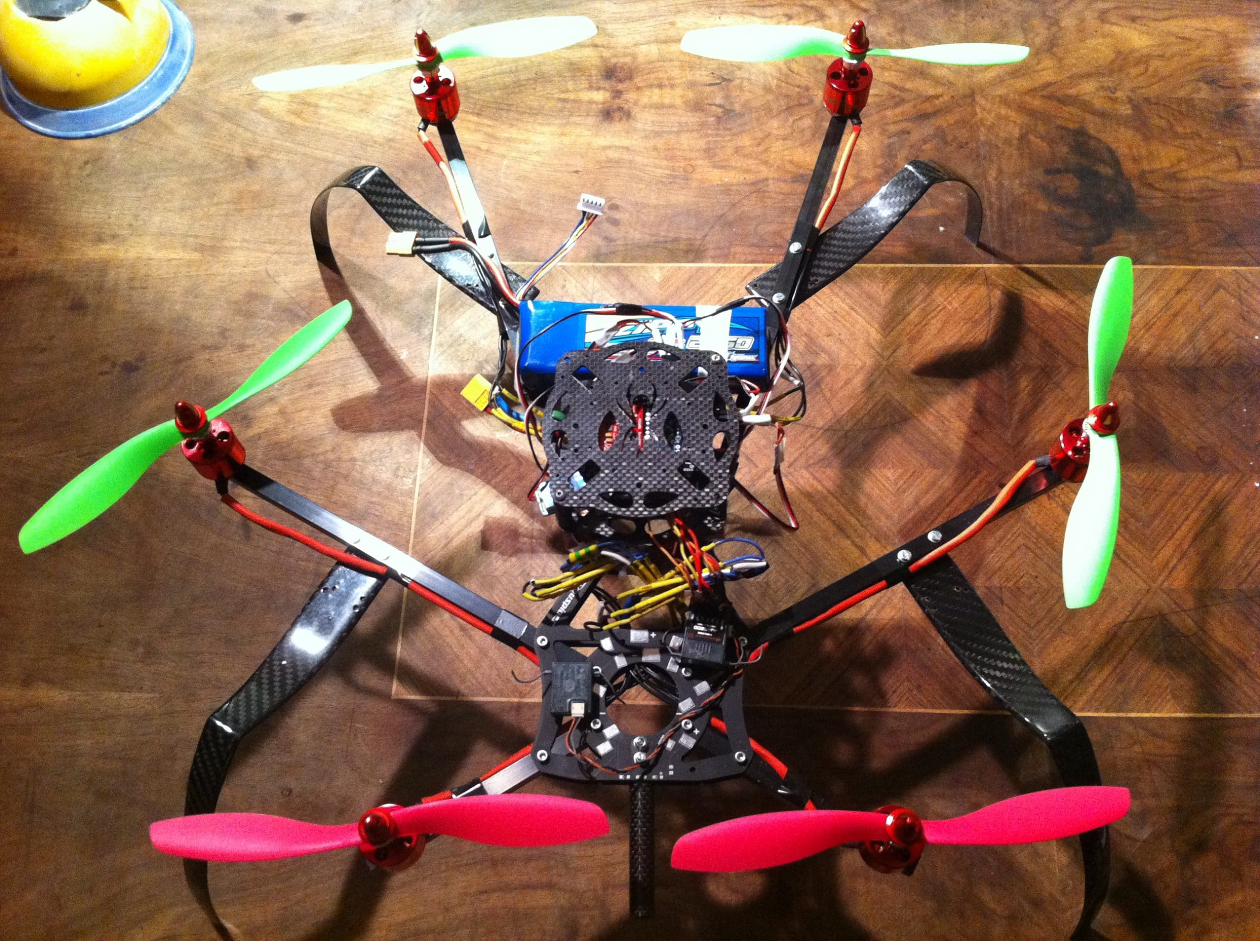 tricopter - frenchi drone