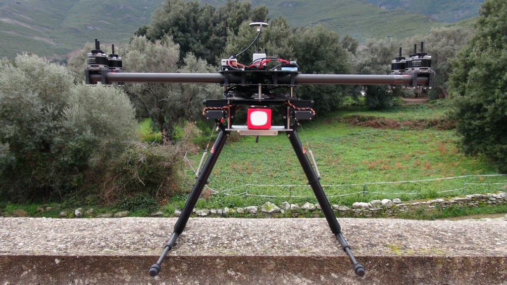 Drone Atom Hexacopter 2013