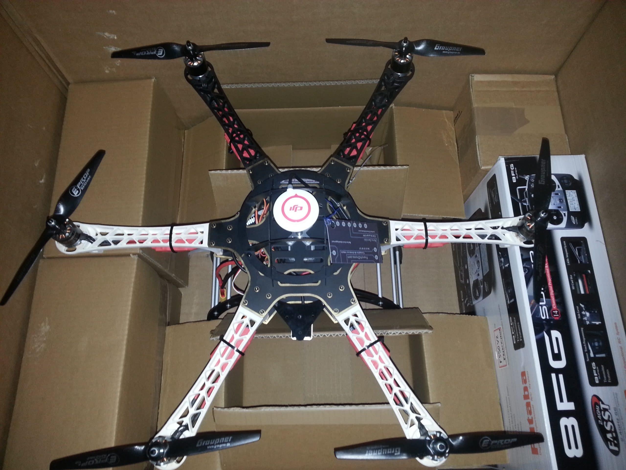 Drone F550 V9 Photo2