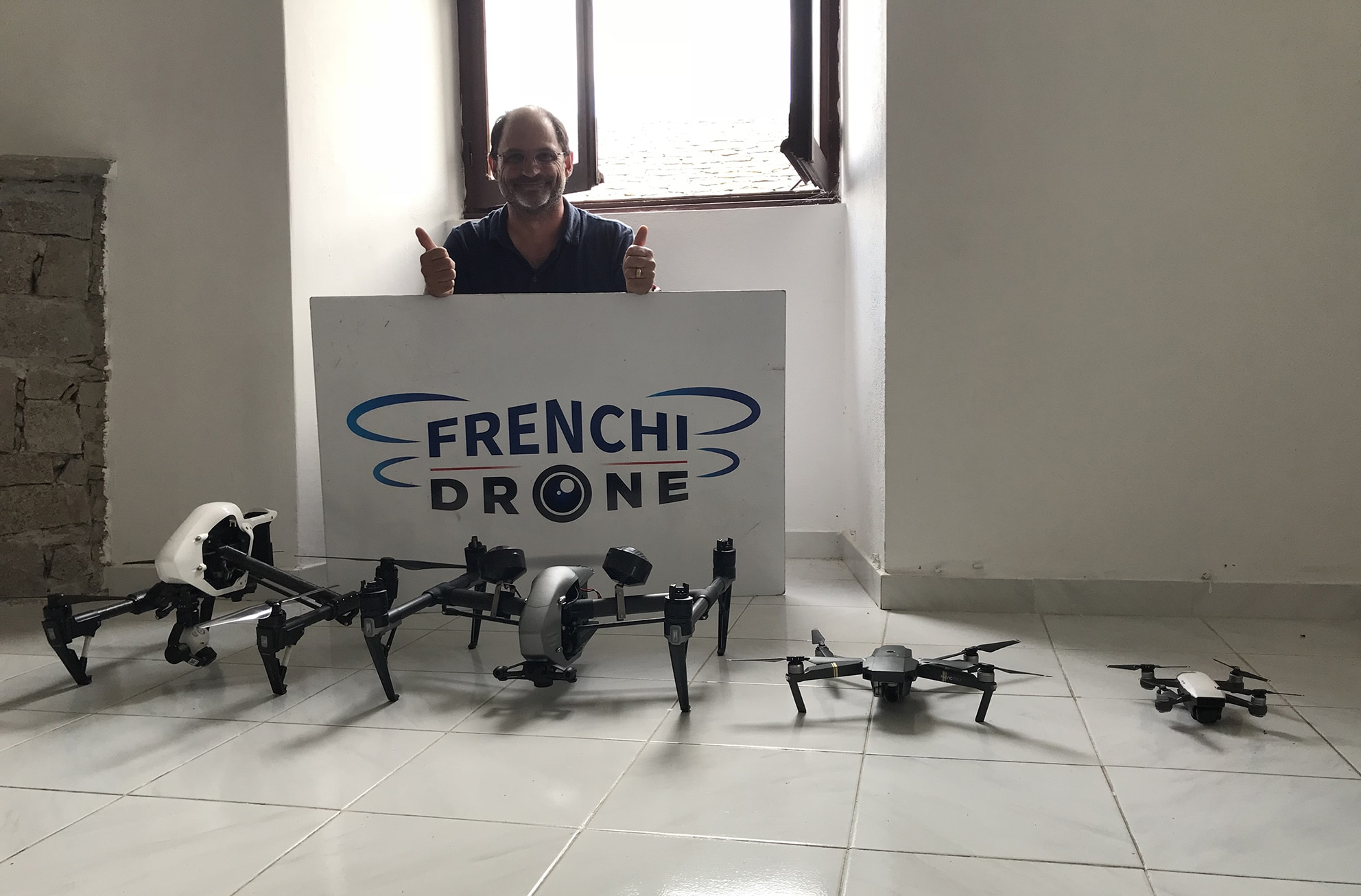 Frenchidrone-Formation