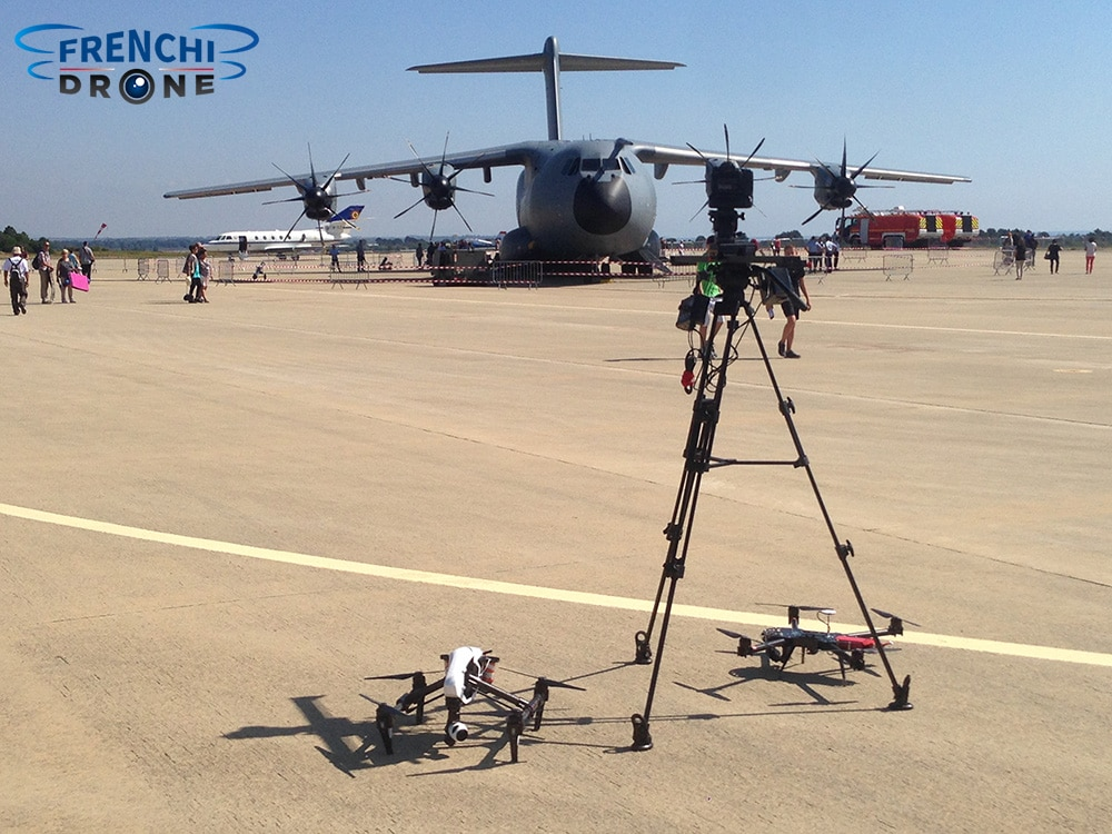 Inspire S3 base militaire solenzara Meeting aerien 2015