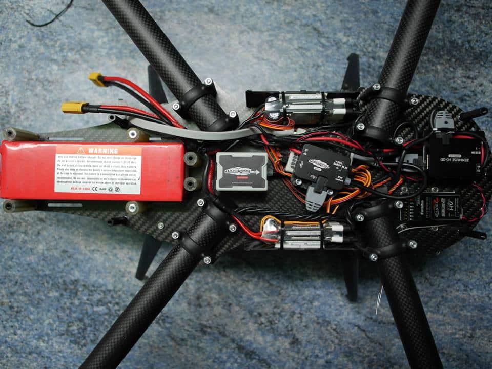 Spyder 4 montage