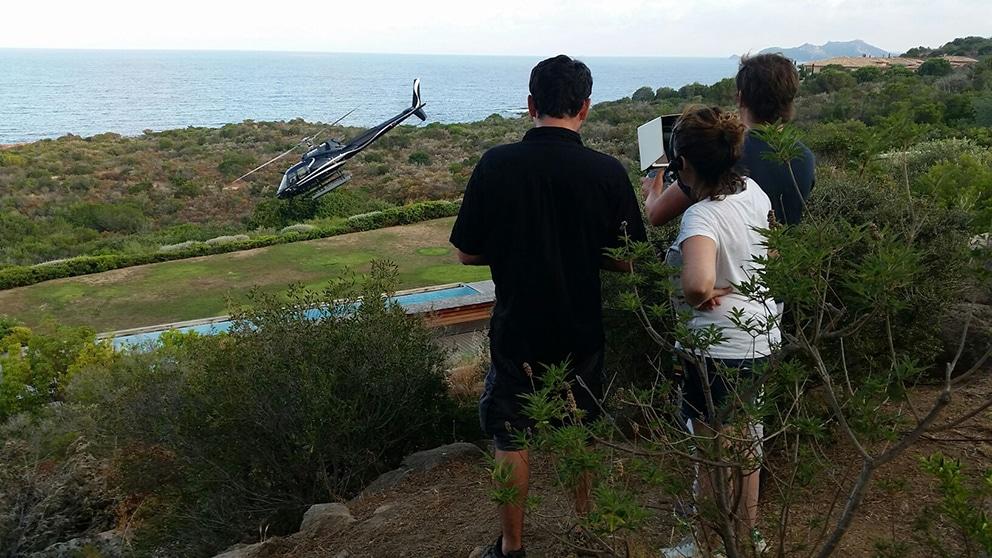 Vol drone Corse du Sud
