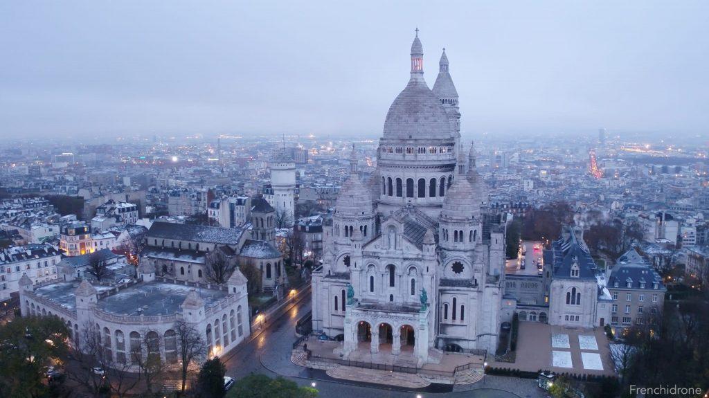 Montmartre-Frenchidrone
