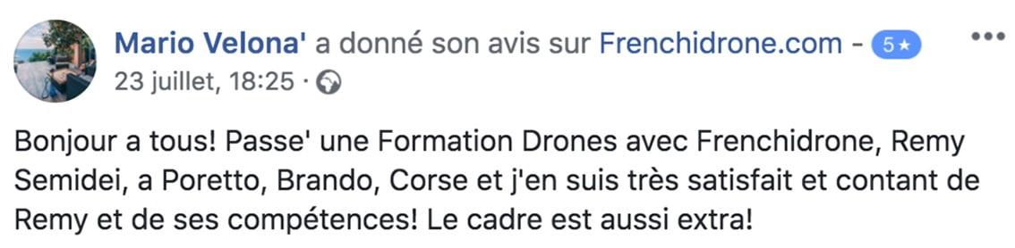 Avis-client-drone-Mario