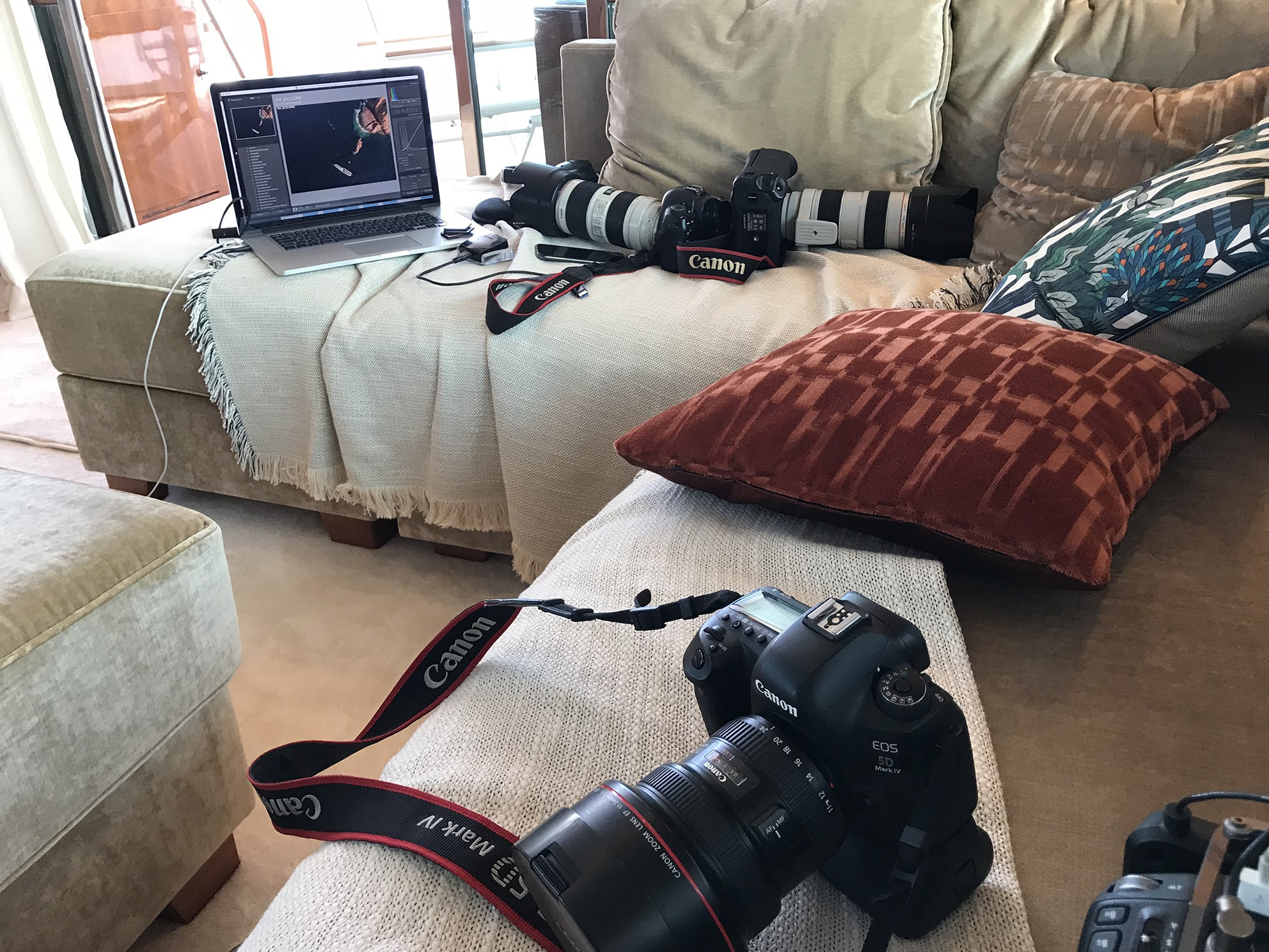 Frenchidrone-tournage