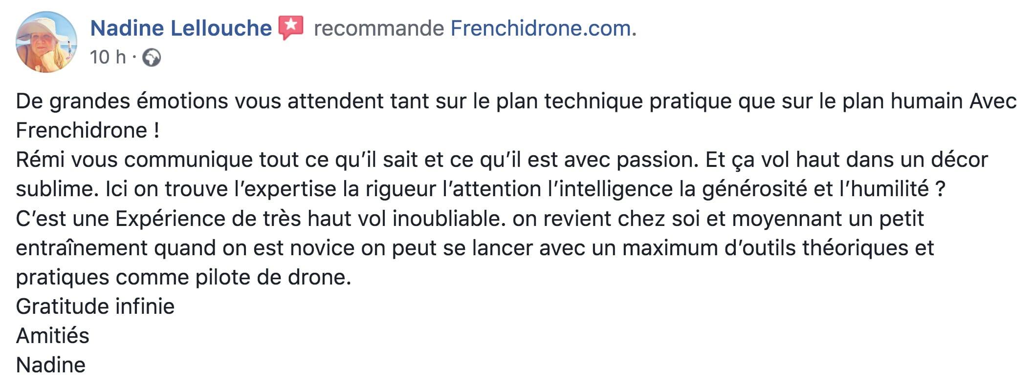 recommandation-Frenchidrone
