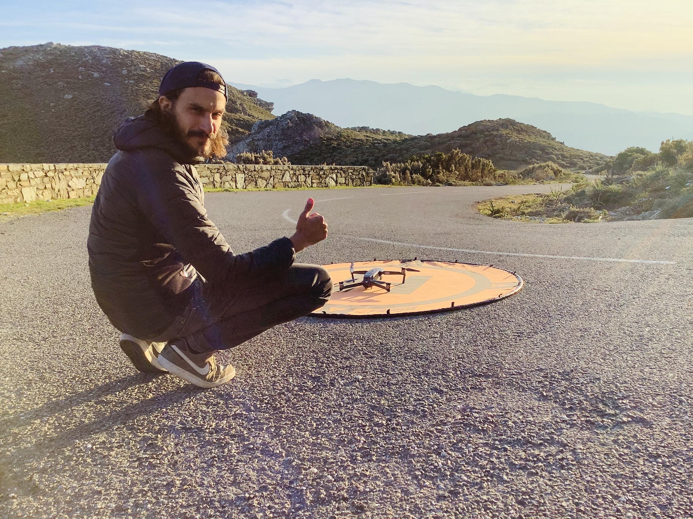 Telepilote drone mavic 2 Pro