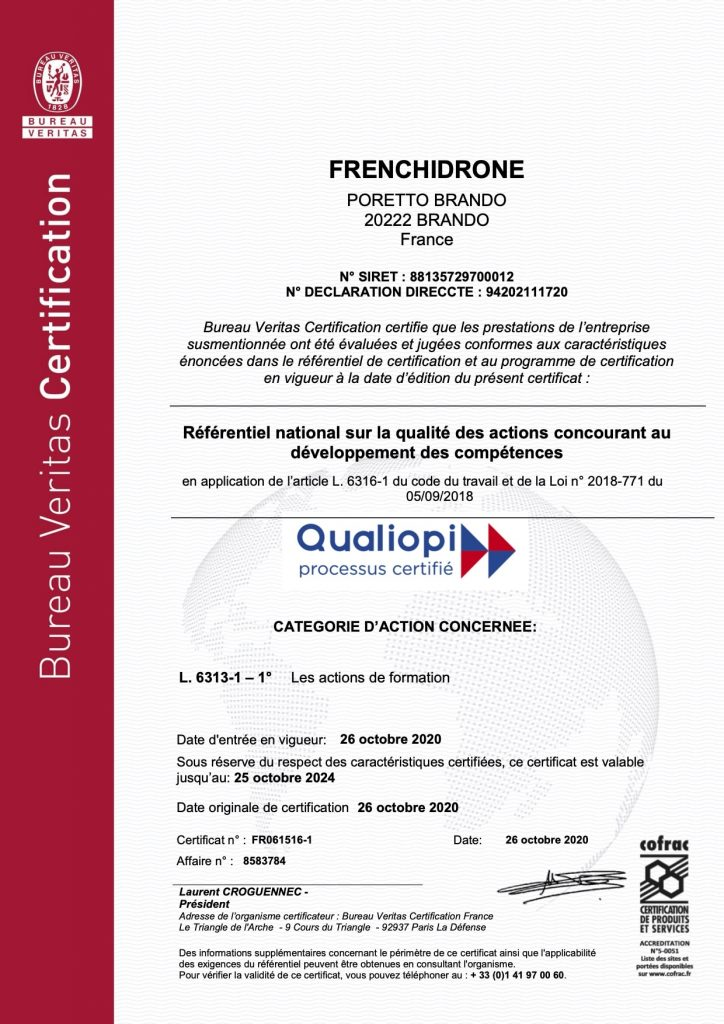 CERTIFICATION-QUALIOPI-FRENCHIDRONE-SAS
