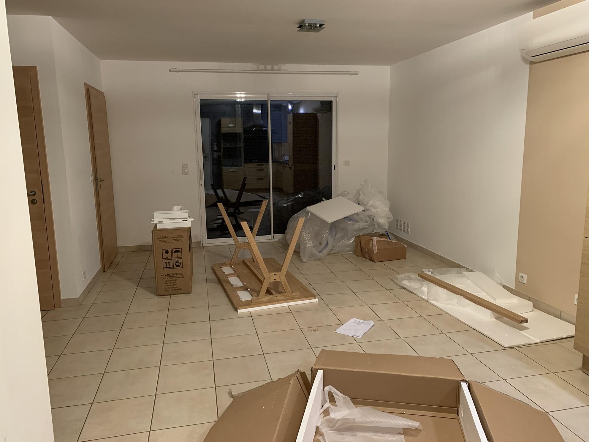 Preparation-bureau